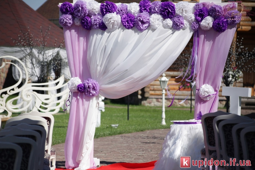 Арки на свадьбу своими руками мастер класс 677